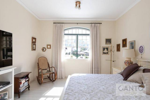 Casa com 5 dormitórios à venda, 439 m² por r$ 2.100.000,00 - santo inácio - curitiba/pr - Foto 7
