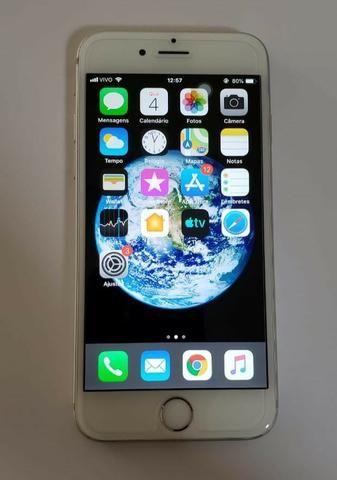 Iphone 6s - 16 GB Prata