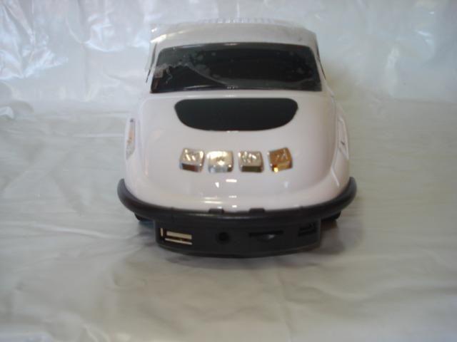 """Rádio com design de carro antigo ,marca Lendex mod. ld-csq2 Novo na caixa"""" - Foto 3"""