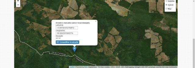 Fazenda Água Verde (2258 hectares)