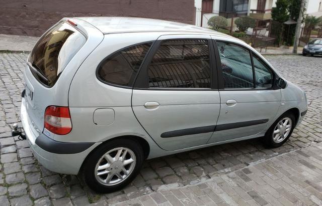 Renault Scénic Privilége 2.0 16V 2004 - Prata - Foto 5