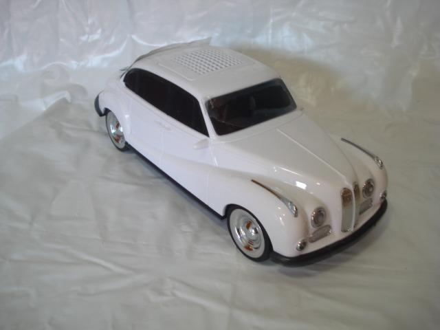 """Rádio com design de carro antigo ,marca Lendex mod. ld-csq2 Novo na caixa"""" - Foto 5"""