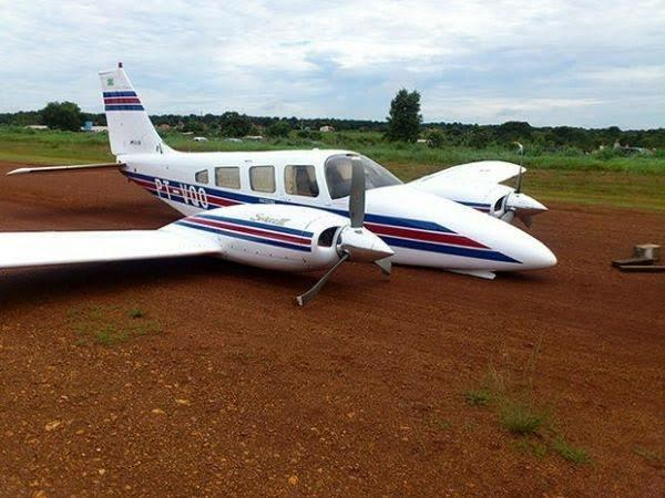 Adiquira rua própria aeronave!!