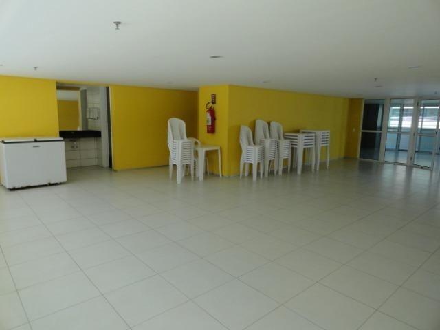 AP0296 - Apartamento 75 m², 03 quartos, 02 vagas, Ed. Solar de Sevillla, Fortaleza/CE - Foto 4
