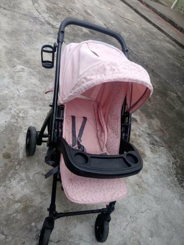 Carrinho de Bebe Burigotto Lyra