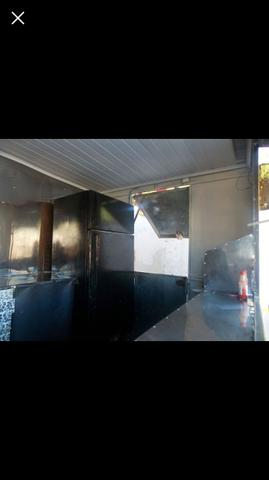 Trailer 3x2 Para lanches e churrasco Ótima oportunidade de trabalho