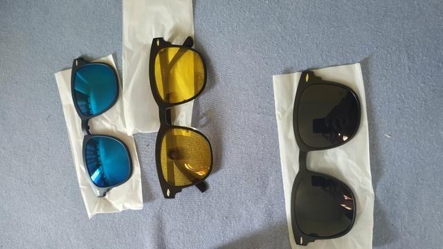 Óculos 4 lentes