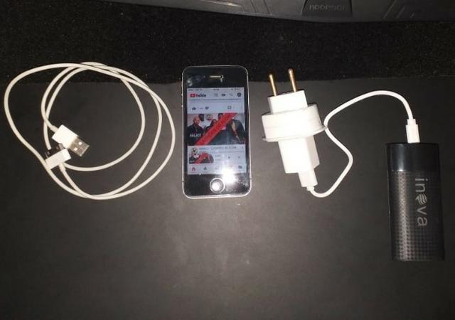 Iphone 4s funcionando (leia a descrição)