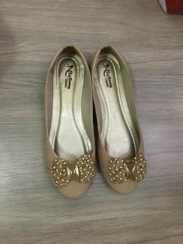 Sapato feminino numeração especial