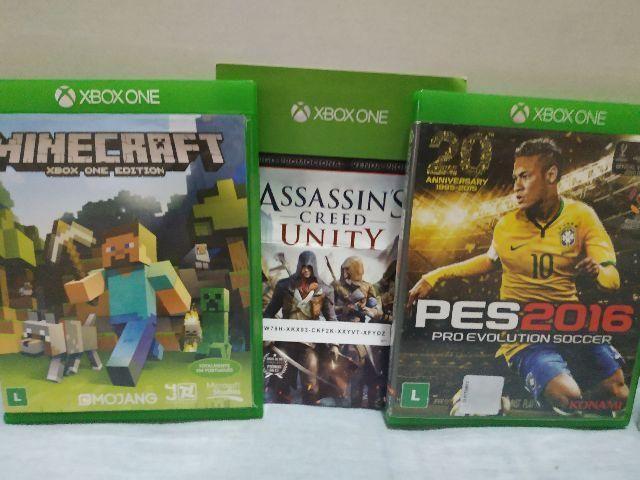 Troco Xbox One por Notebook