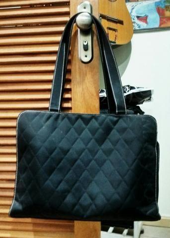 Bolsa MK com ziper