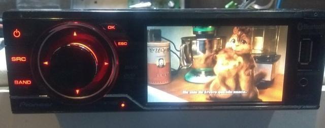DVD Pioneer Bluetooth