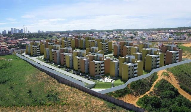 Recanto dos Pássaros - Nova Parnamirim - Apartamento - 2 Quartos (1 Suíte) - Maria Lacerda
