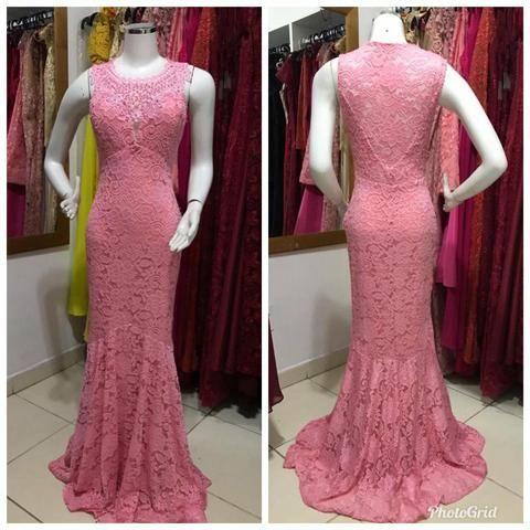 Aluguel de Vestido de festa /vestido longo Diva Glamourosa