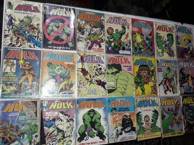 Hulk Lote Formatinho 63 Unidades