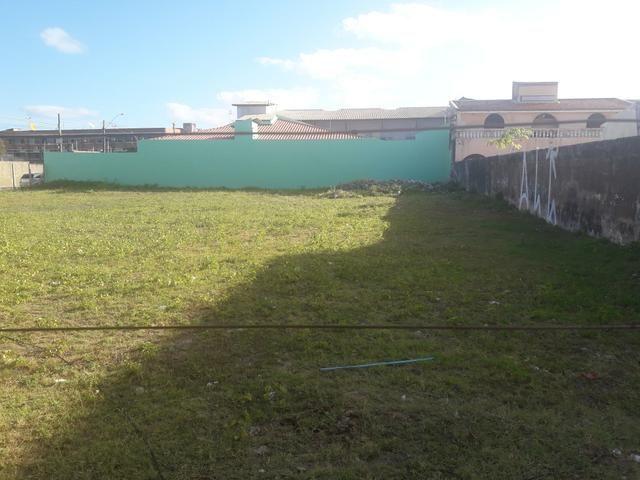 Terreno de esquina Comercial/Residencial med. 1420 m2 na Coroa do Meio - Foto 4