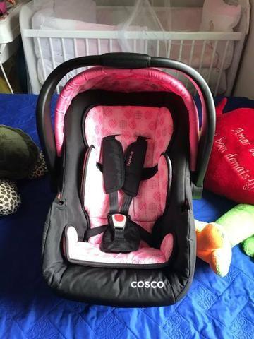 Bebê Conforto Cosco Rosa
