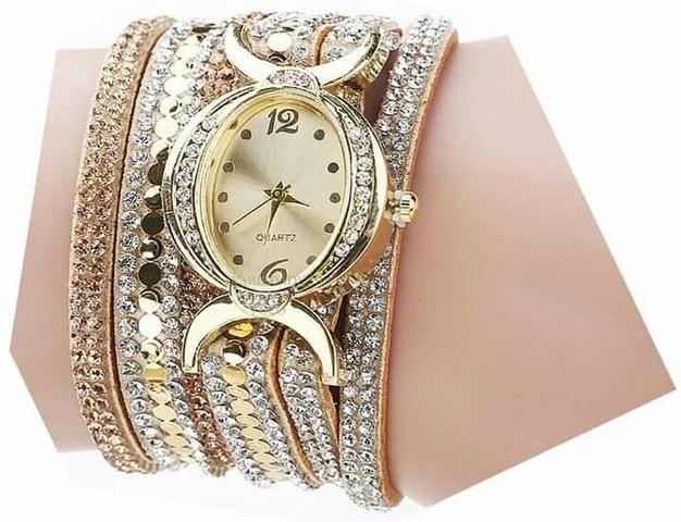 Relogio feminino bracelete
