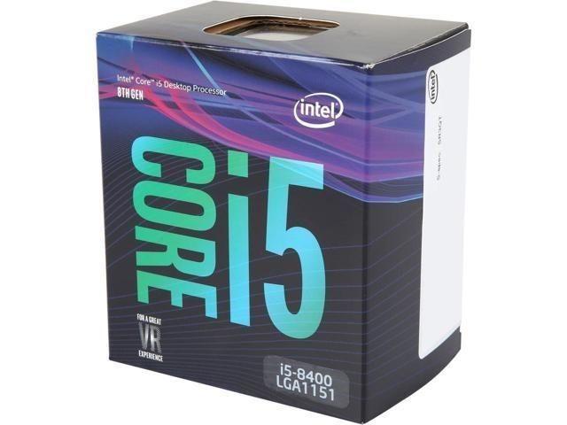 Processador oitava geração i5