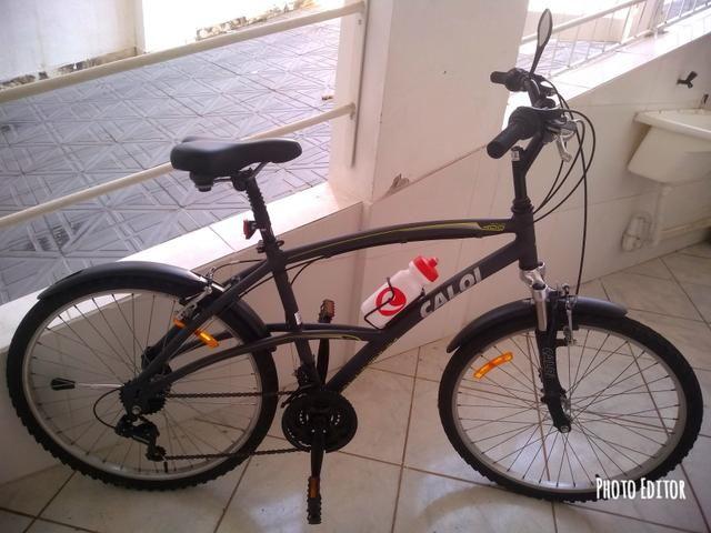 Bike Caloi 400 Nova