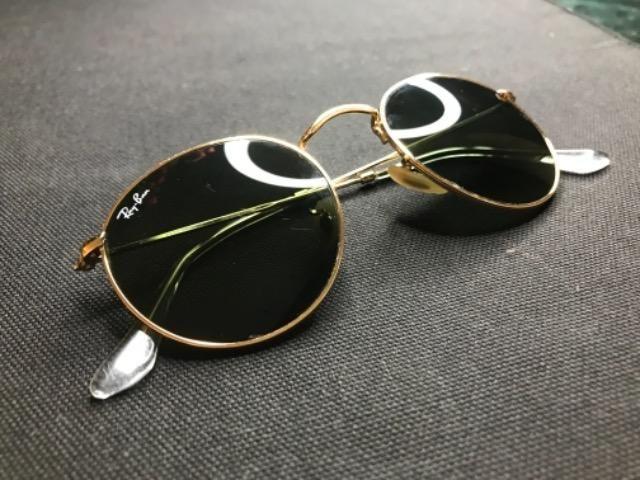 a10408331 Óculos de sol ray ban round metal dourado - Bijouterias, relógios e ...
