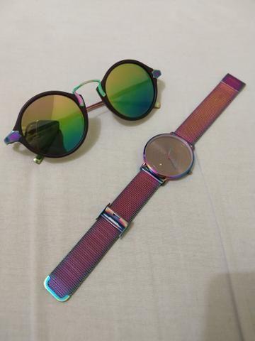 97a85f704 Relógio + Óculos Chilli Beans - Bijouterias, relógios e acessórios ...