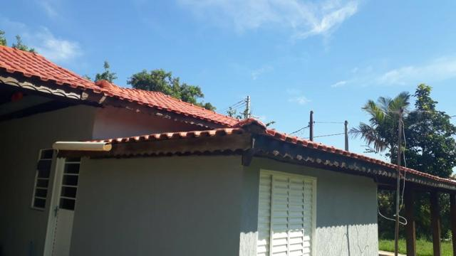 Artur Nogueira - Chácara 1.200 m² c/ casa 02 quartos - - Foto 6