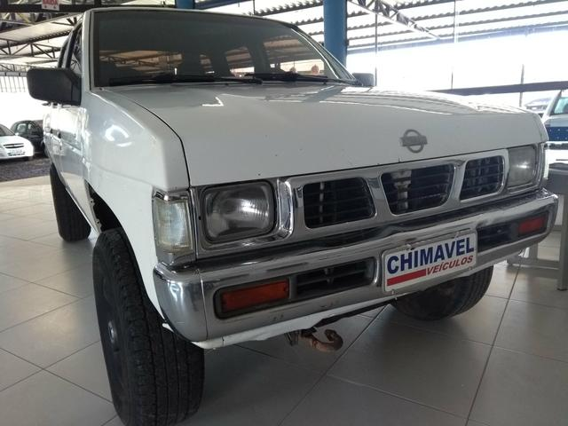 Frontier 4x4 completo