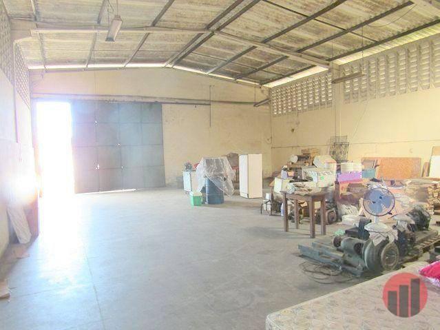 Galpão para alugar, 600 m² por R$ 4.500,00/mês - Barra do Ceará - Fortaleza/CE - Foto 10