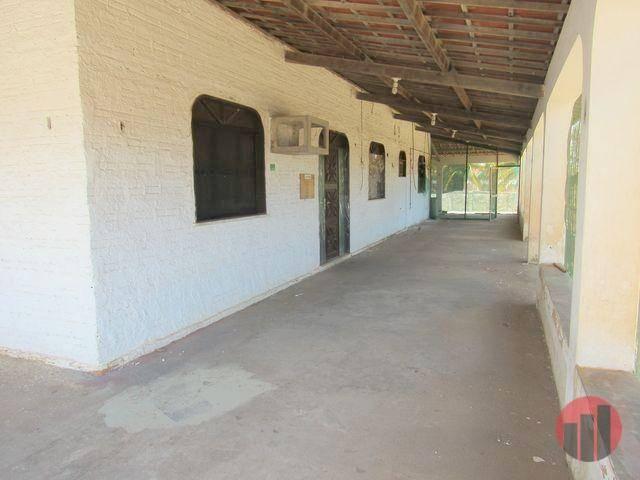 Casa com 4 dormitórios para alugar, 300 m² por R$ 1.500,00 - Pecém - São Gonçalo do Amaran - Foto 12
