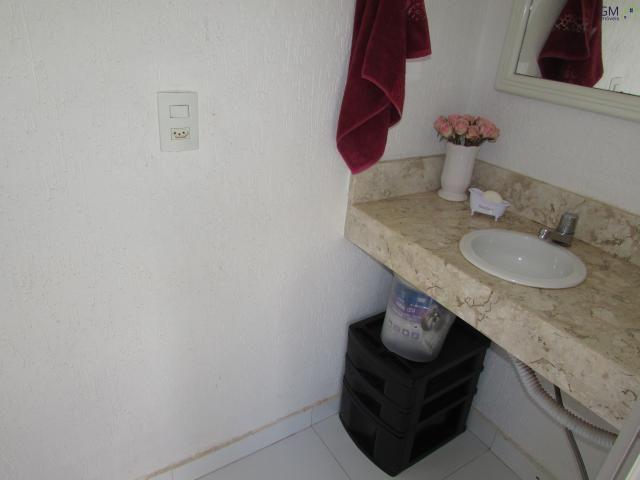 Casa a venda / condomínio vivendas colorado i / 04 quartos / piscina / churrasqueira - Foto 10