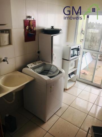 Casa a venda / condomínio rk / 03 quartos / churrasqueira / aceita casa de menor valor com - Foto 17