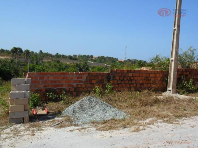 Terreno à venda, 450 m² por r$ 80.000,00 - vila são sebastião - são luís/ma - Foto 3