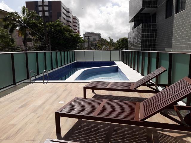 Apt. novo, na Mangabeiras, varanda, 3 quartos, 2 vagas, área de lazer! - Foto 7