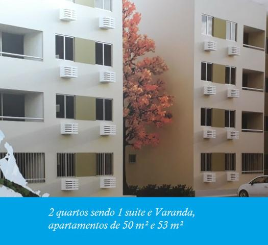 !Saia do Aluguel Apto 50/53m² em Candeias com suíte e varanda - Foto 5