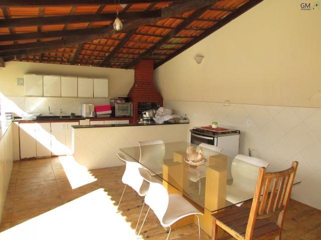Casa a venda / condomínio vivendas colorado i / 04 quartos / piscina / churrasqueira - Foto 9