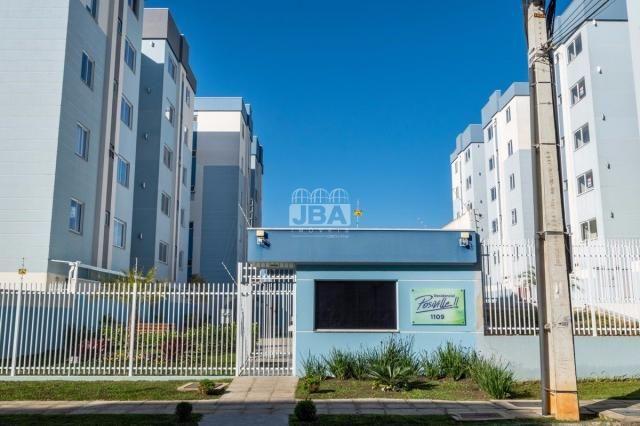 Apartamento à venda com 2 dormitórios em Cidade industrial, Curitiba cod:00798.1166