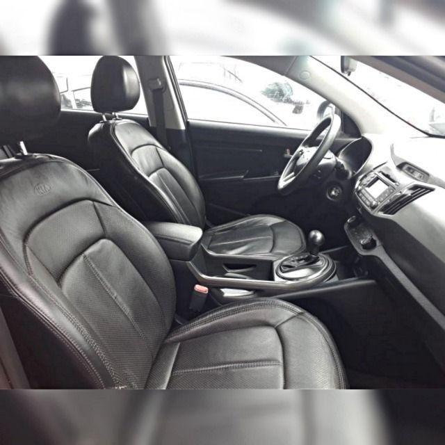 Kia Sportage LX 2013 Automático Completo - Foto 9