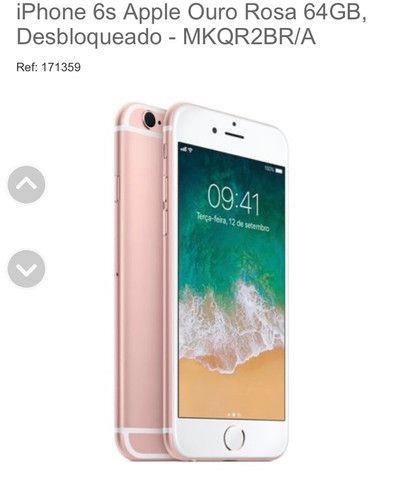 Iphone 6s 64 estado de novo