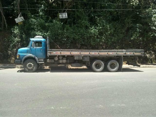 Caminhão truck MB 1513 - ano 1978