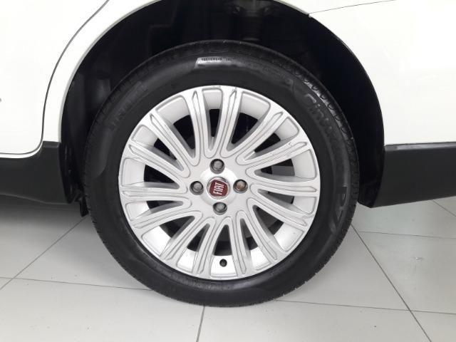 Grand siena essence 1.6 ano 2015 placa i completo roda de liga som usb air bag abs - Foto 20