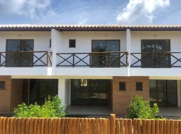 Village de 2 e 3/4 no Riverside Imbassaí, Próximo de Praia do Forte - Foto 5