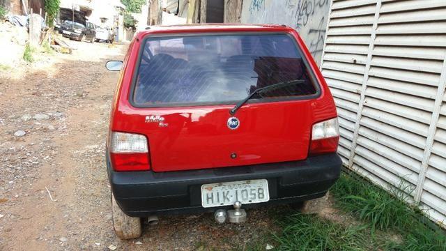 Uno way flex todo revisado excelente carro 10.500 - Foto 2