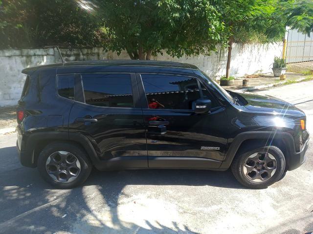 Jeep Renegade GNV automático 48x 999; - Foto 3