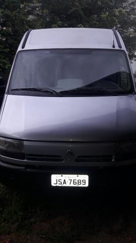Ótima Vam Renault Master inteira!!!