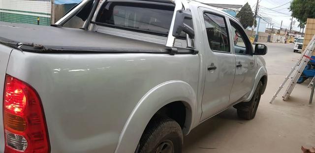 Vendo Hilux 4x4 Cabine Dupla Excelente Estado - Foto 2