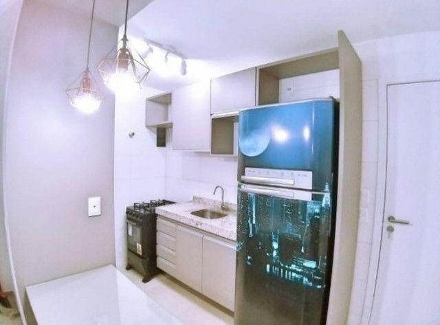 Apartamento quarto e sala mobiliado Edf. Le Grand - 42M² - Foto 19