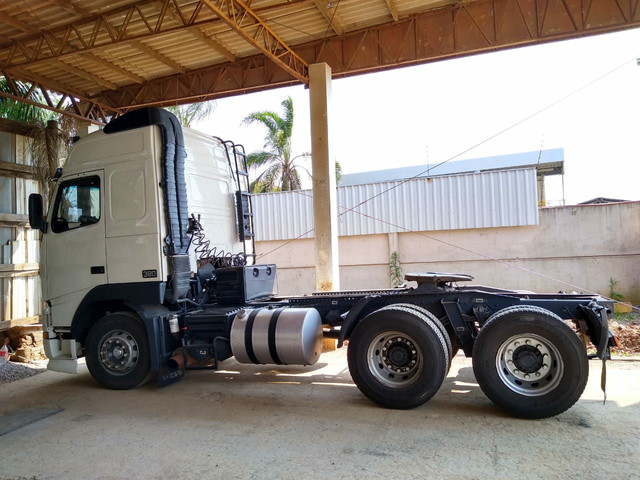 Volvo FH 12  ano 2001 globetroter 6x2 - Foto 5