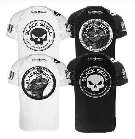 Camisetas Black skull - Foto 3