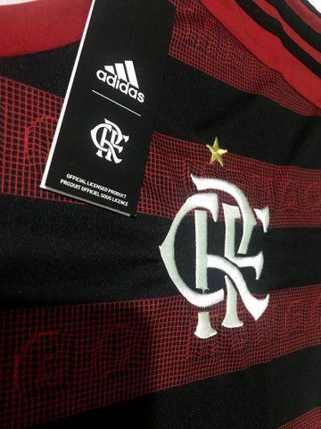 Camisa Flamengo Modelo 1 2019/2020